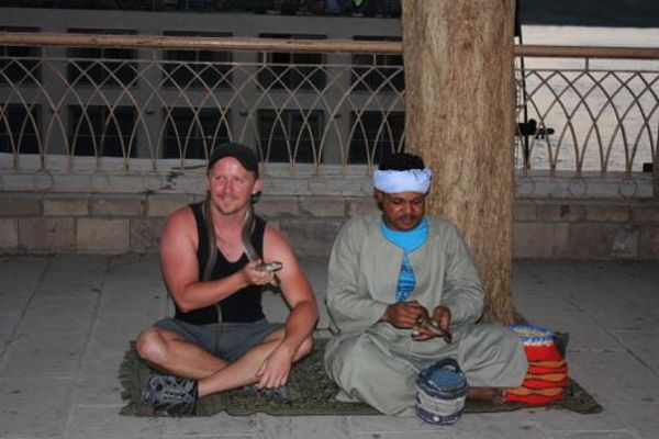 How Safe Do I Feel Doing Language Immersion In Egypt Now?