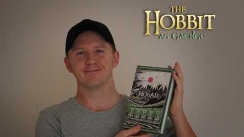 J.R.R. Tolkien's The Hobbit - In The Irish Language!