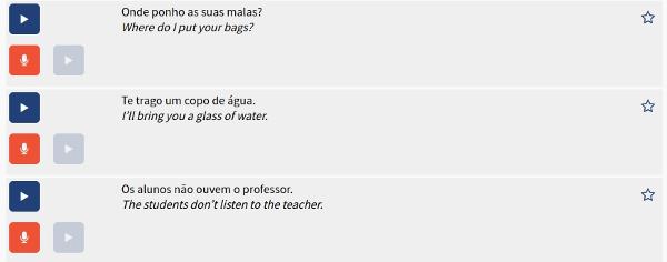 Rocket Portuguese Lessons