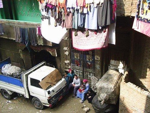 Garbage Village Egypt