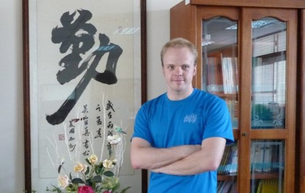 Olle Ling - Hacking Chinese
