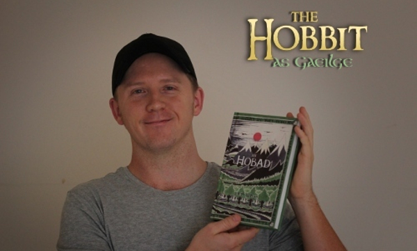 The Hobbit as Gaeilge - An Hobad