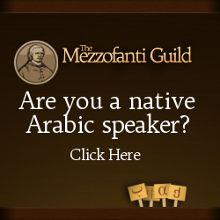 Native Arabic Speaker?