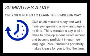 Pimsleur Method