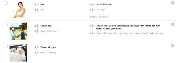 GermanPod101 Phrases