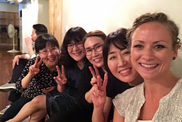 Learning Korean in Korea