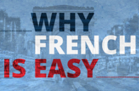Why French Is Easy - Benny Lewis
