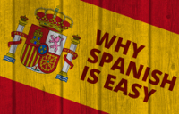 Why Spanish Is Easy