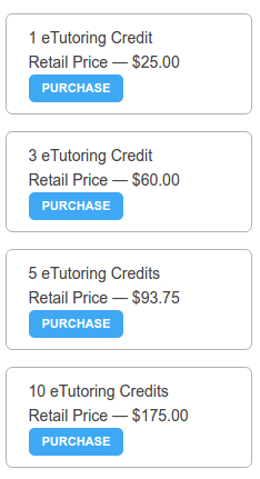 Living Language e-tutoring