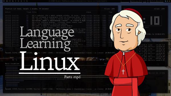Language Learning on Linux