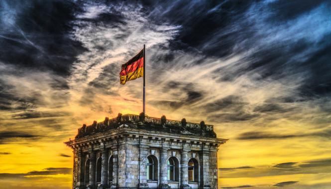 Learn German using English