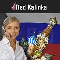 Red Kalinka Russian